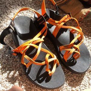 Orange Chacos
